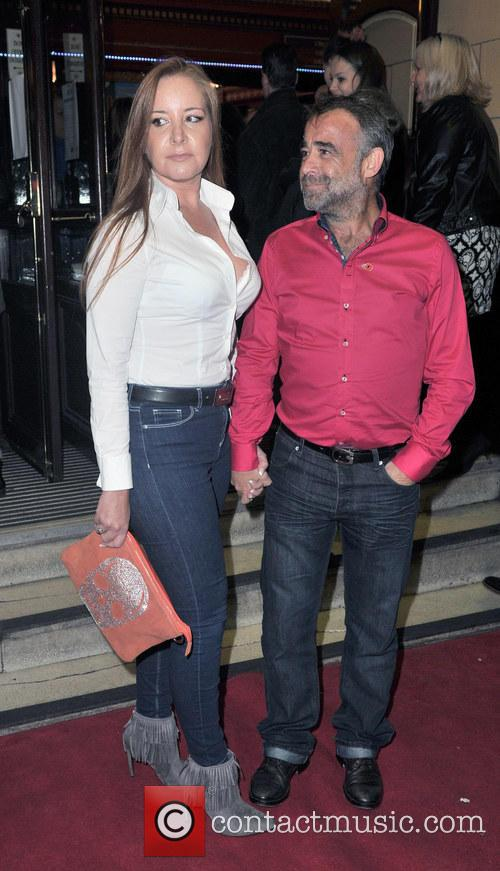 Michael Le Vell and Louise Gibbons 9