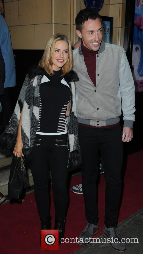 Stephanie Waring and Ross Adams 2