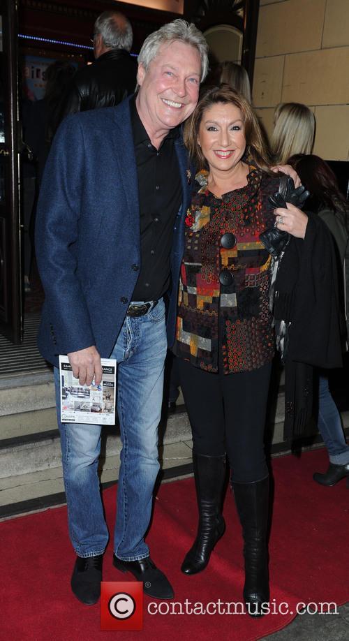 Walter 'eddie' Rothe and Jane Mcdonald 1