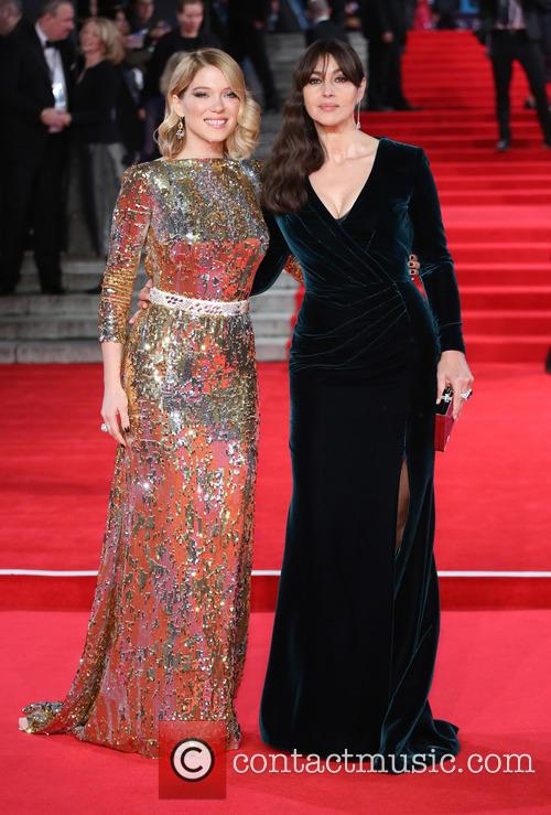 Léa Seydoux and Monica Bellucci 2