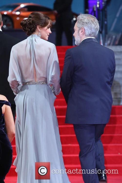 Duchess Of Cambridge and Sam Mendes 1