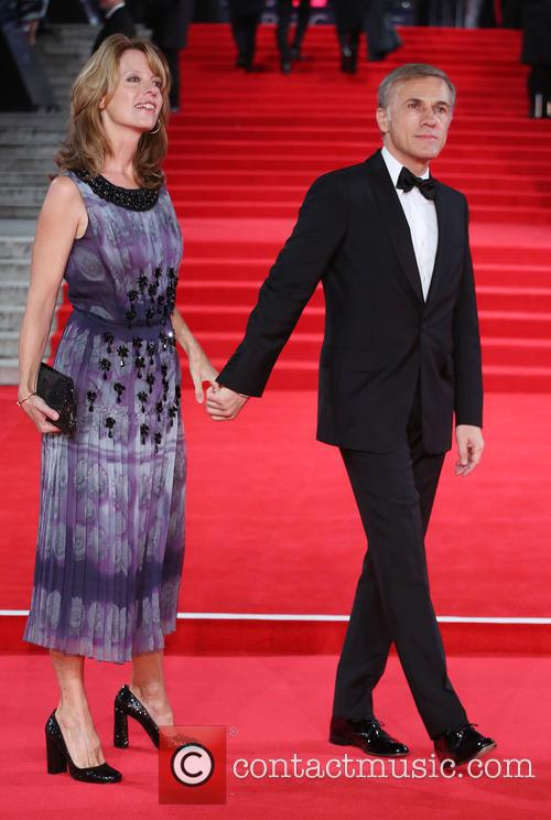 Christoph Waltz and Judith Holste 2