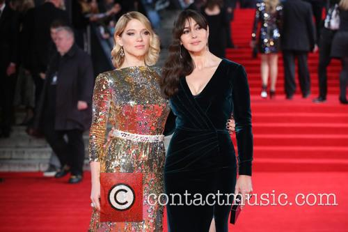 Lea Seydoux and Monica Bellucci 3