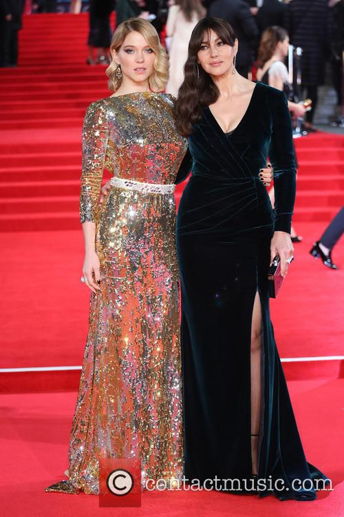 Lea Seydoux and Monica Bellucci 4