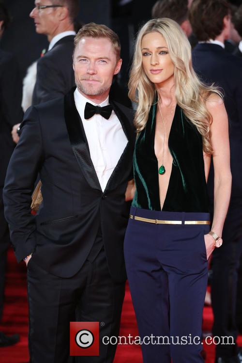 Ronan Keating, Storm Uechtritz and Storm Keating 2