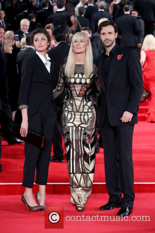 Daisy Bevan, Joely Richardson and Michael Xavier 3
