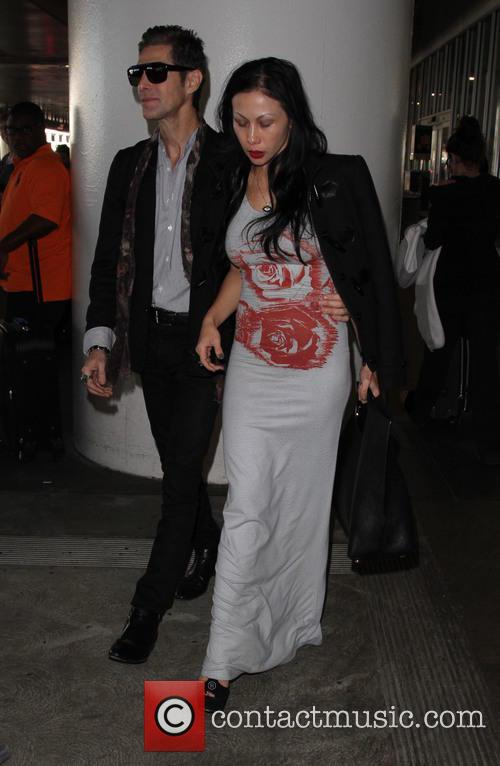 Perry Farrell and Etty Lau Farrell 3