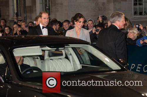 Their Royal Highnesses, The Duke, Duchess Of Cambridge, William and Catherine 2