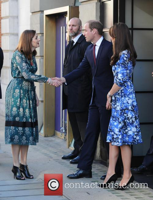 Prince Harry, Prince William, Duke Of Cambridge, Catherine and Duchess Of Cambridge 2