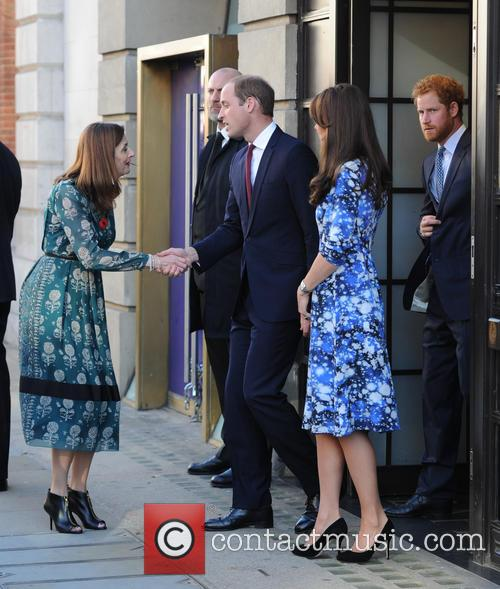 Prince Harry, Prince William, Duke Of Cambridge, Catherine and Duchess Of Cambridge 3