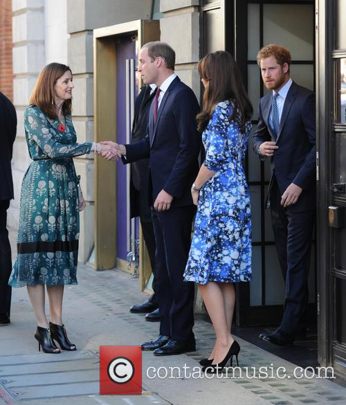 Prince Harry, Prince William, Duke Of Cambridge, Catherine and Duchess Of Cambridge 4