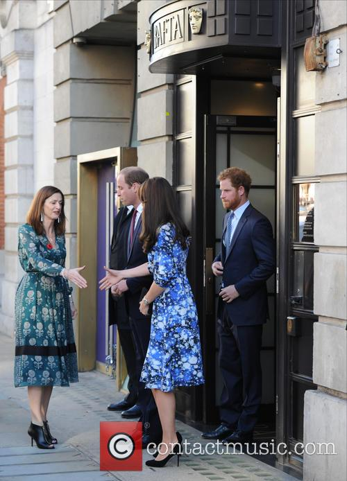 Prince Harry, Prince William, Duke Of Cambridge, Catherine and Duchess Of Cambridge 5