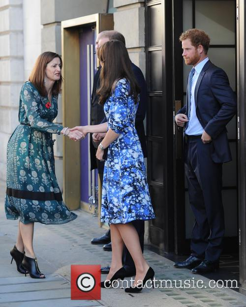Prince Harry, Prince William, Duke Of Cambridge, Catherine and Duchess Of Cambridge 6