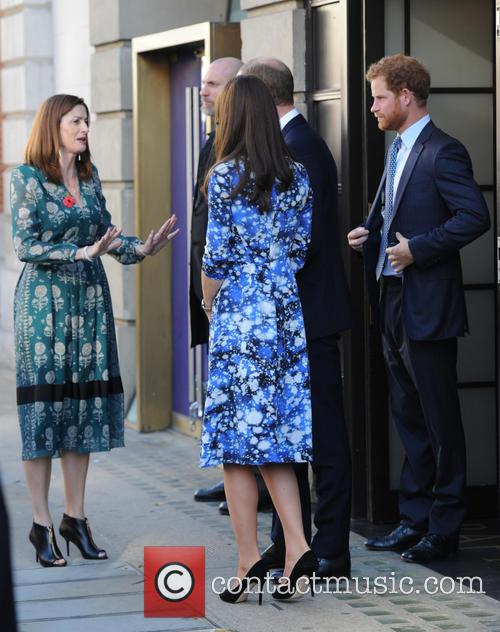 Prince Harry, Prince William, Duke Of Cambridge, Catherine and Duchess Of Cambridge 7
