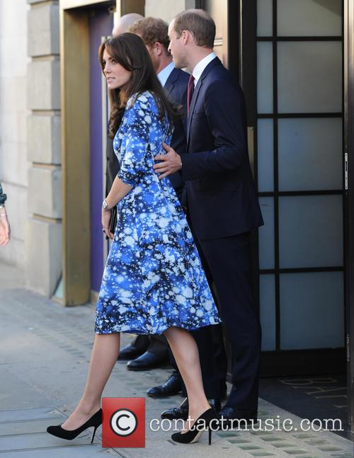Prince Harry, Prince William, Duke Of Cambridge, Catherine and Duchess Of Cambridge 9