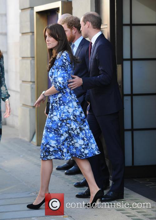 Prince Harry, Prince William, Duke Of Cambridge, Catherine and Duchess Of Cambridge 10