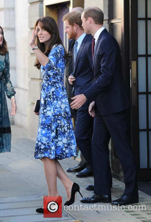 Prince Harry, Prince William, Duke Of Cambridge, Catherine and Duchess Of Cambridge 11
