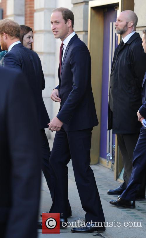 Prince William and Duke Of Cambridge 2