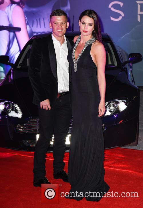 Danielle Lloyd and Michael O'neill 2