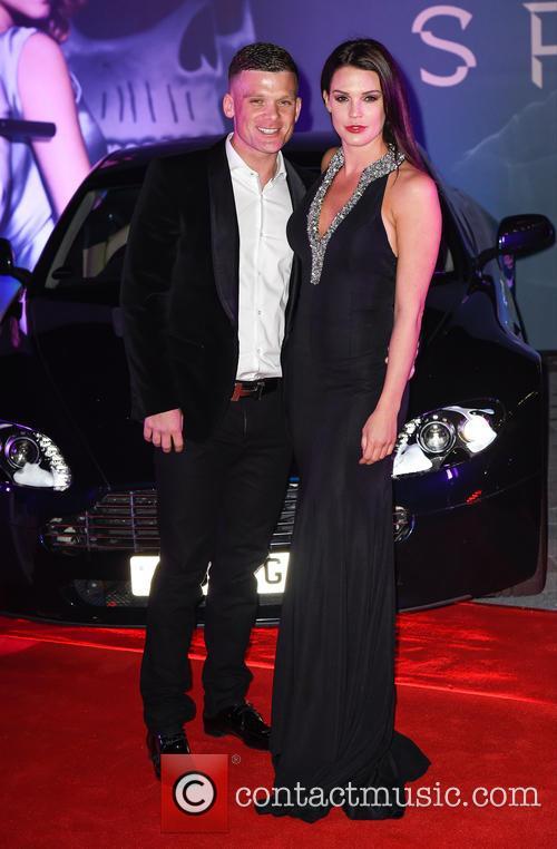 Danielle Lloyd and Michael O'neill 3