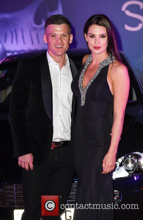Danielle Lloyd and Michael O'neill 4