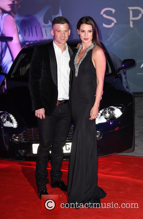 Danielle Lloyd and Michael O'neill 5
