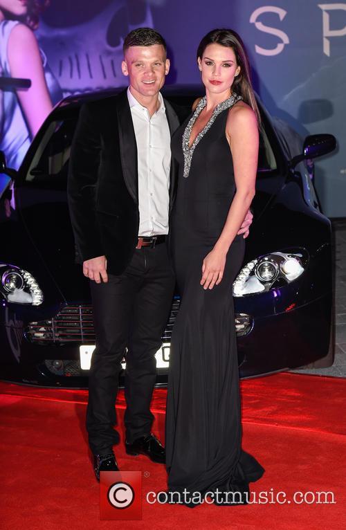 Danielle Lloyd and Michael O'neill 7