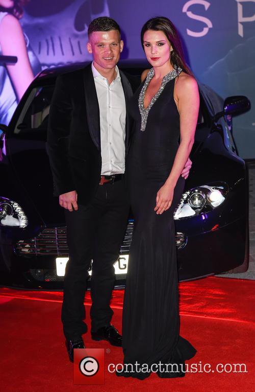 Danielle Lloyd and Michael O'neill 8