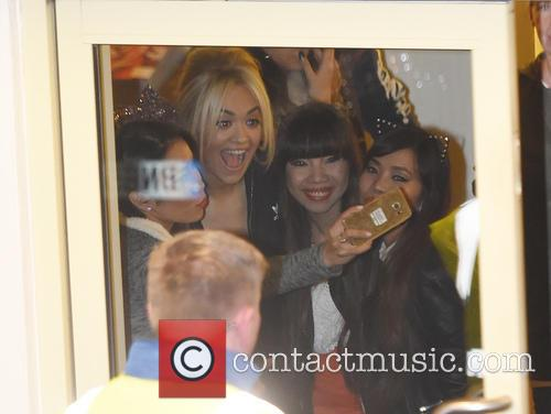 Rita Ora and 4th Impact 2