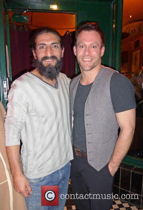 Numan Acar and Ken Duken