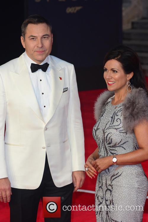 David Walliams and Susanna Reid 6