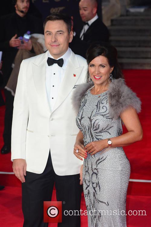 David Walliams and Susanna Reid 7