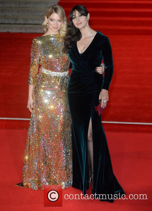 Monica Bellucci and Lea Seydoux 5