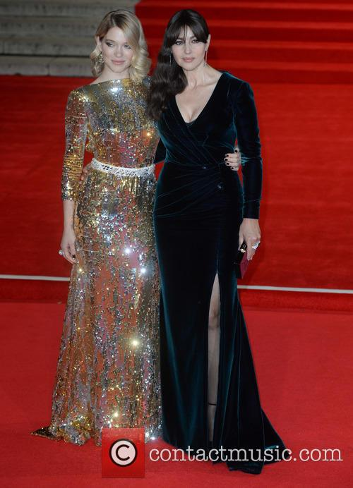 Monica Bellucci and Lea Seydoux 1