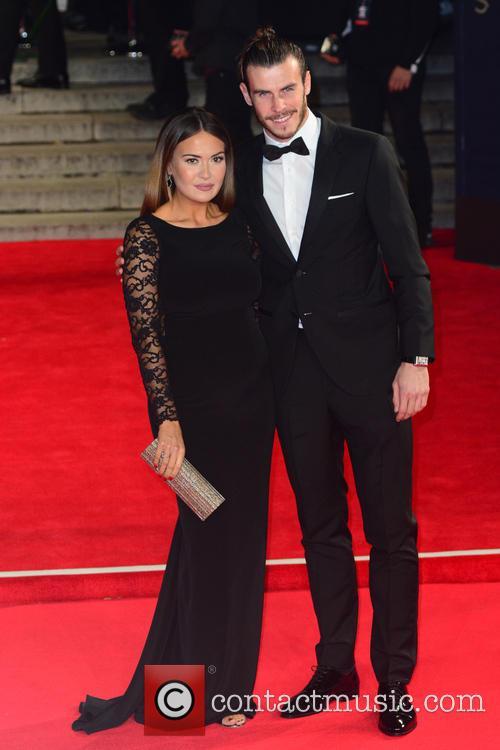 Gareth Bale and Emma Rhys-jones 3