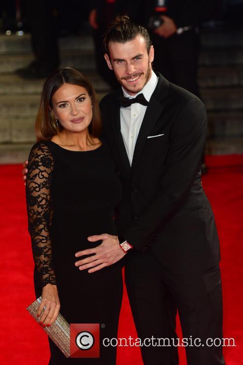 Gareth Bale and Emma Rhys-jones 4