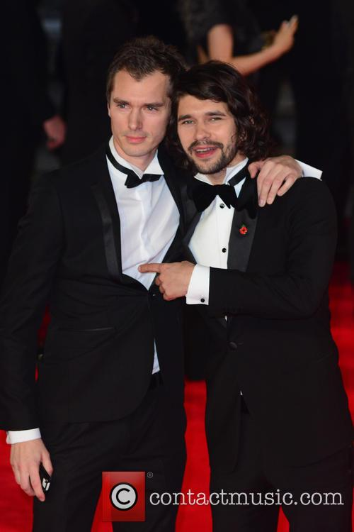 Ben Whishaw and Brother