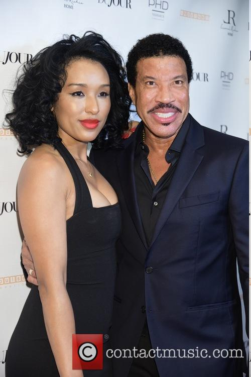 Lisa Parigi and Lionel Richie 2