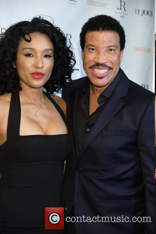 Lisa Parigi and Lionel Richie 4