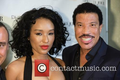 Lisa Parigi and Lionel Richie 1