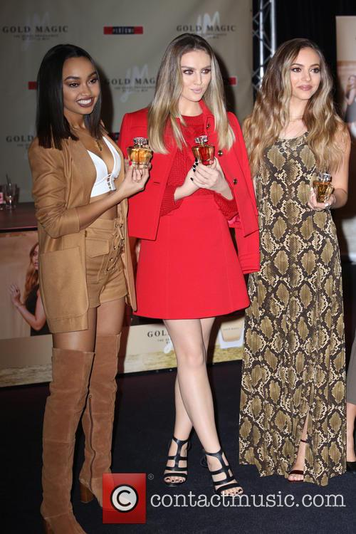 Leigh-anne Pinnock, Perrie Edwards and Jade Thirlwall 1