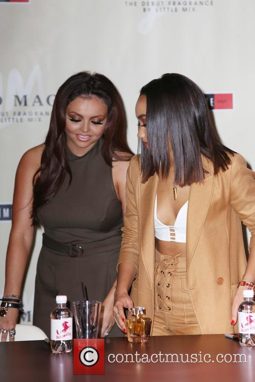 Leigh-anne Pinnock and Jesy Nelson 1