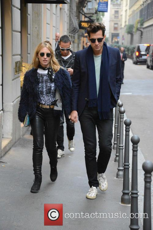 View, Mark Ronson, Josephine De La Baume, Pietro Tavallini and Francesca Versace 5