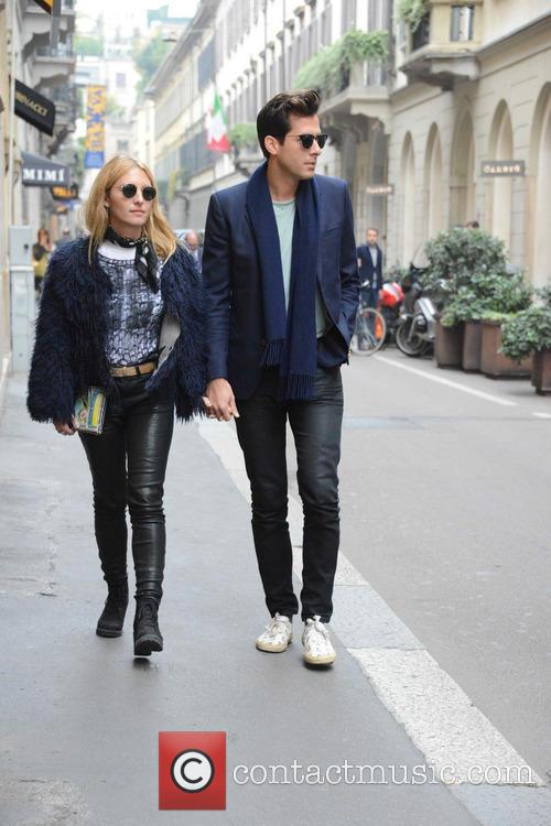 View, Mark Ronson, Josephine De La Baume, Pietro Tavallini and Francesca Versace 6