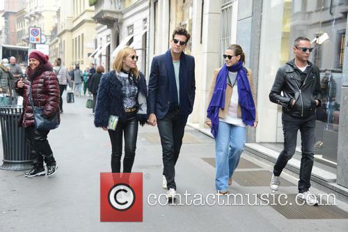 View, Mark Ronson, Josephine De La Baume, Pietro Tavallini and Francesca Versace 9