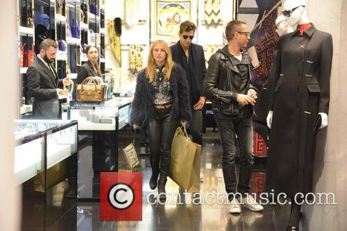 View, Mark Ronson, Josephine De La Baume, Pietro Tavallini and Francesca Versace 11