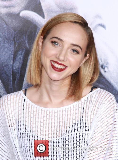 Zoe Kazan 5