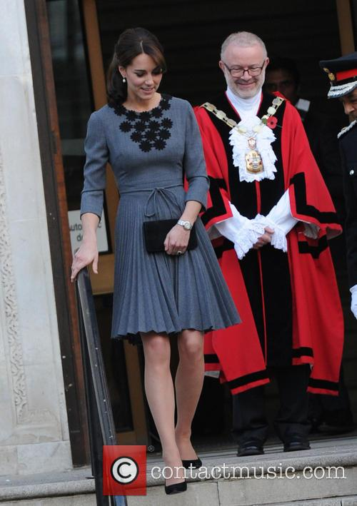 Catherine The Duchess Of Cambridge 1