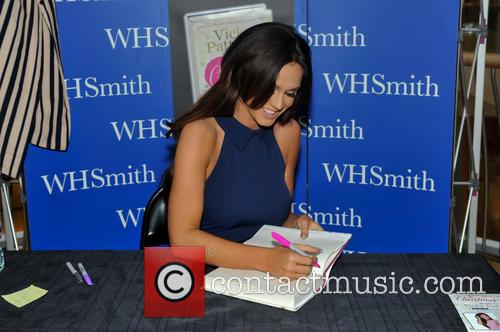 Vicky Pattison promotes her new book 'A Christmas...