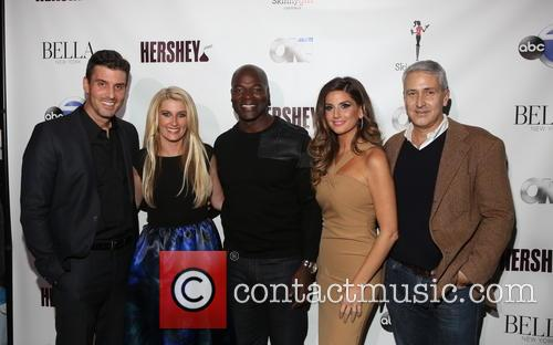 Daniel G. Hall, Courtenay Hall, Hisham Tawfiq, Sonia Isabelle and Mark 1
